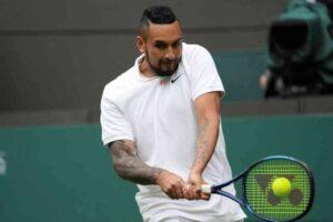Kyrgios segunda ronda Wimbledon