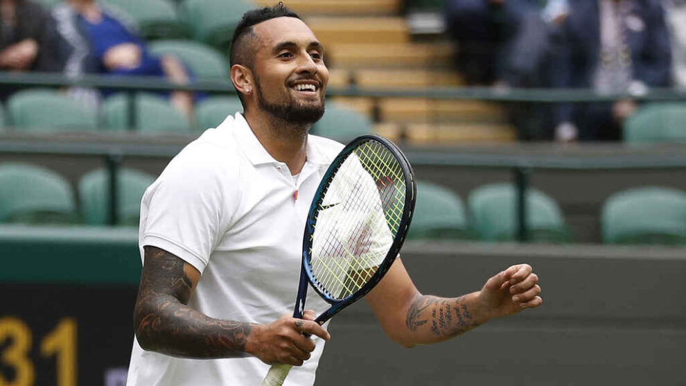 Kyrgios primera ronda Wimbledon