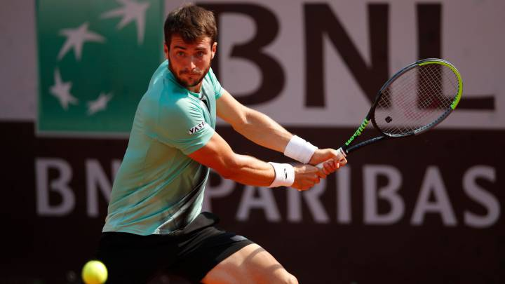 Martínez Novak ATP Bastad