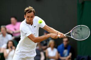 Medvedev Alcaraz Wimbledon 2021