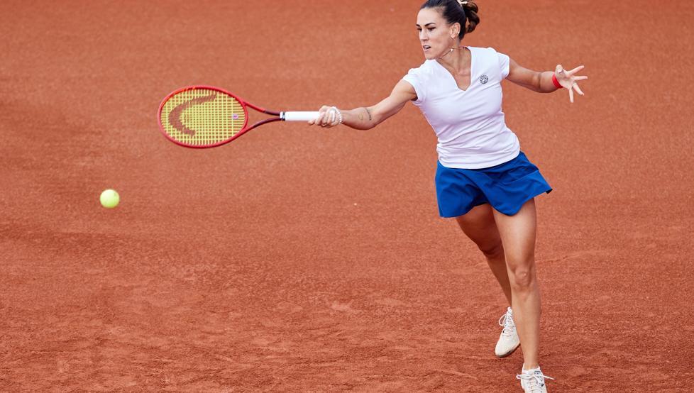 Parrizas Frech WTA Gydnia