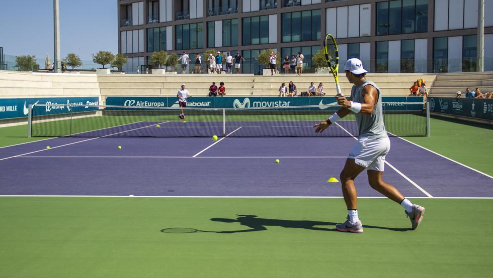 Rafa Nadal Open Challenger 2021