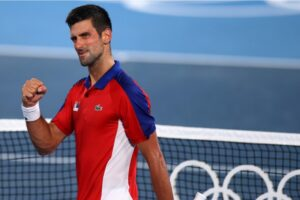 Djokovic récord semifinales JJOO