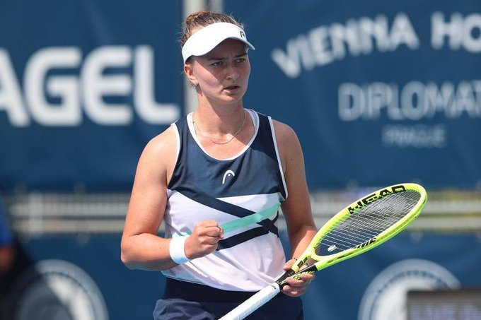 Krejcikova Martincova WTA Praga