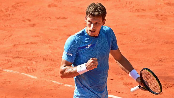 Carreño Krajinovic ATP Hamburgo