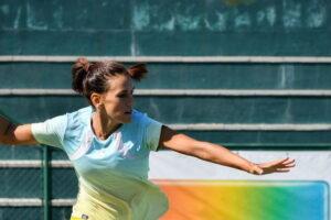 Párrizas semifinales WTA Bastad