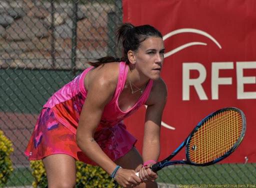 Párrizas final WTA Bastad