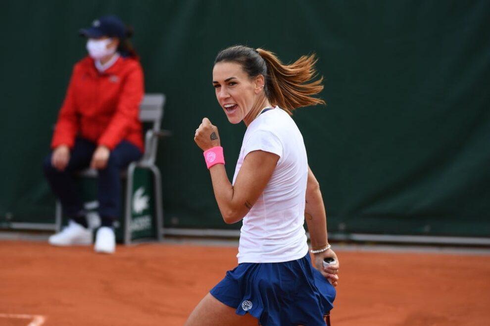 Párrizas Lepchenko WTA Bastad