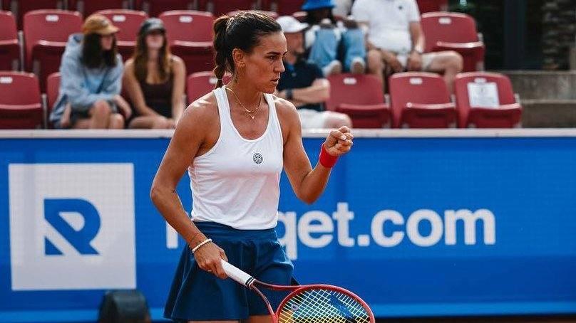 Párrizas Anshba WTA Gydnia