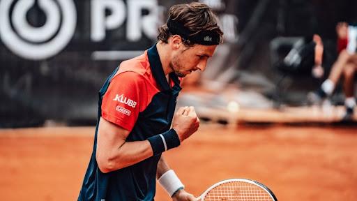Rinderknech Bautista ATP Gstaad