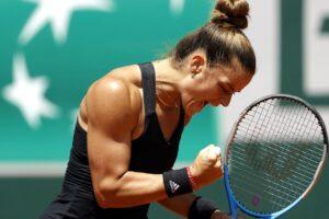 Maria Sakkari tenis Grecia
