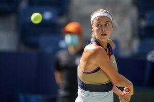 Schmiedlova Rus WTA Belgrado