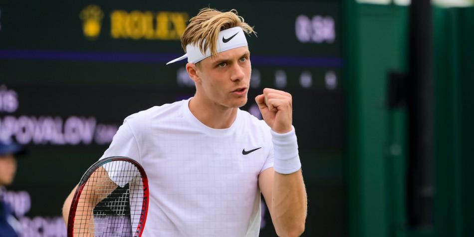 Shapovalov Murray Wimbledon 2021