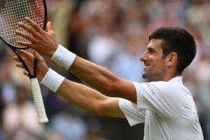 Djokovic Fucsovics atp wimbledon