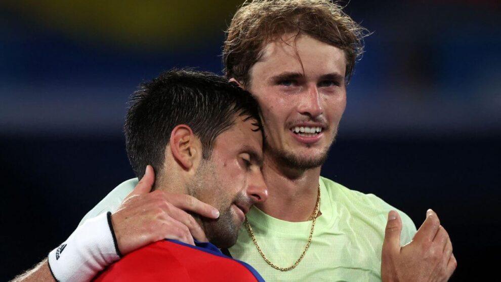 Djokovic maldición No.1 JJOO