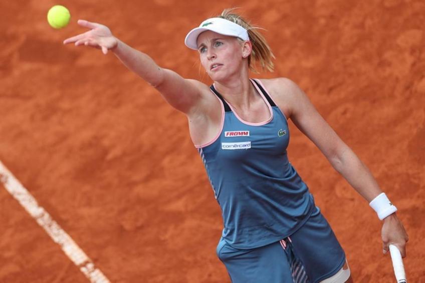 Teichmann Bassols WTA Palermo