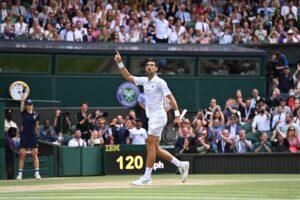Djokovic Berrettini atp wimbledon