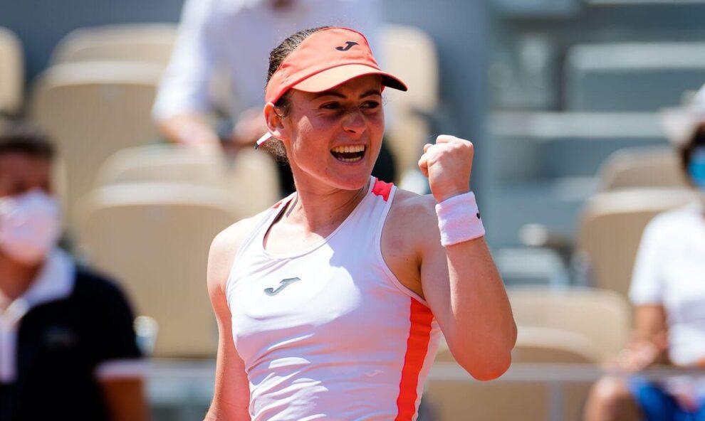Zidansek Burel WTA Lausana