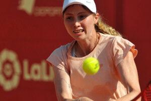 Cuadro WTA Concord 2021