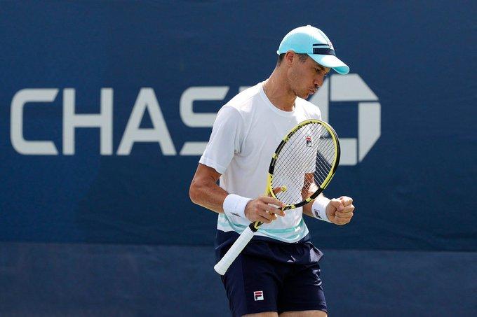 Bagnis Daniel US Open