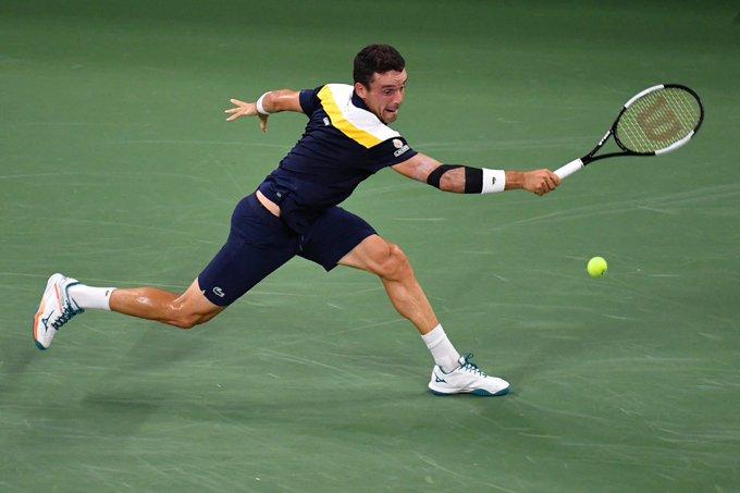 Bautista Kyrgios US Open