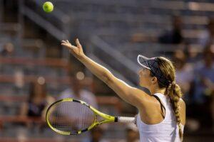 Collins Halep WTA Montreal