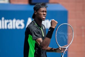Eubanks Báez US Open