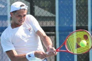 Ficovich Nagal US Open