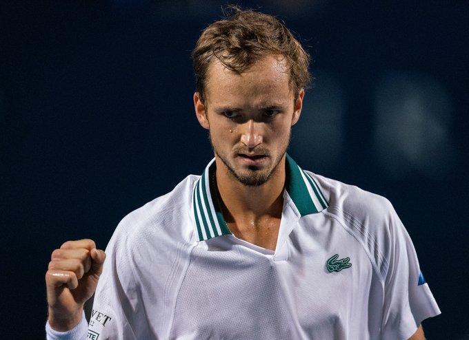 Medvedev Isner ATP Toronto