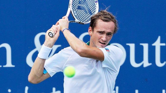 Medvedev McDonald ATP Cincinnati