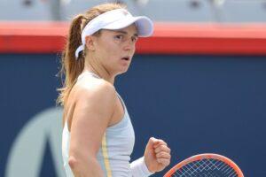 Podoroska Linette WTA Montreal