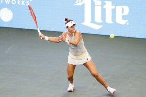 Podoroska Sasnovich WTA Cleveland