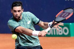 Guido Andreozzi carrera tenis