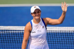 Barty Azarenka WTA Cincinnati