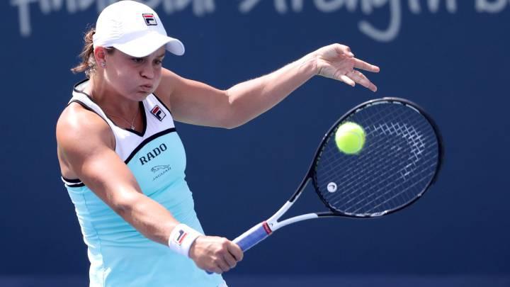 Barty Watson WTA Cincinnati