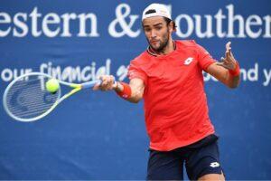 Berrettini Ramos ATP Cincinnati