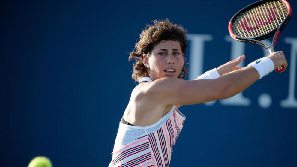 Carla Suárez Collins US Open