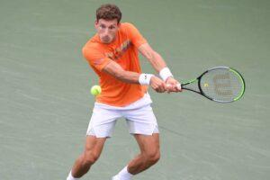 Carreño Cressy US Open