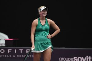 Tauson Raducanu WTA 125 Chicago
