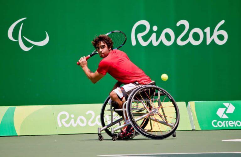 Cuadro tenis juegos paralímpicos tokio