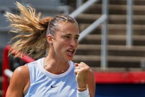 Sabalenka Azarenka WTA Montreal