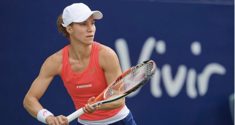 Golubic Osorio WTA Chicago
