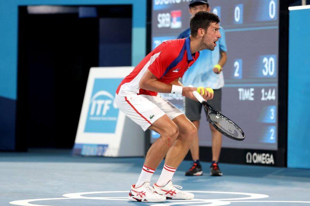 Djokovic carreño declaraciones partido jjoo tokio