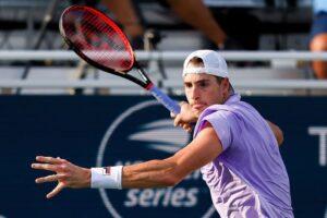 Isner Rublev ATP Toronto