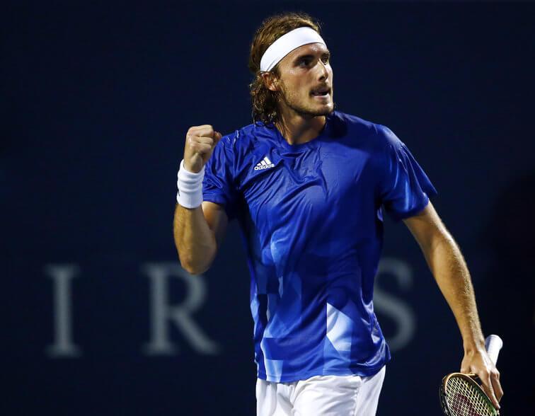 Tsitsipas Ruud ATP Toronto
