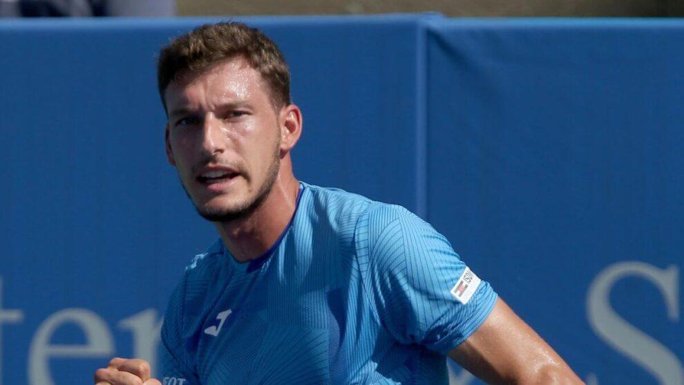 Carreño Hurkacz ATP Cincinnati