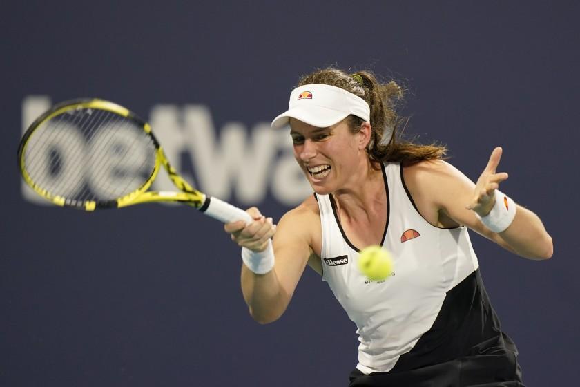Svitolina Konta WTA Montreal
