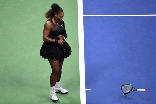Serena baja WTA Cincinnati