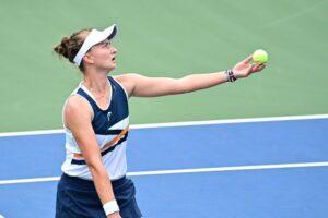 Krejcikova Kasatkina WTA Cincinnati