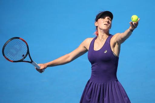 Masarova Cristian US Open